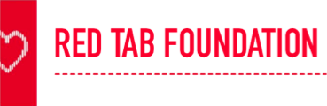 Red Tab Foundation logo