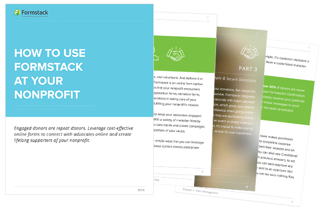 Formstack Nonprofit ebook