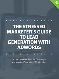 The Stressed Marketer's Guide to Lead Generation with AdWords thumbnail