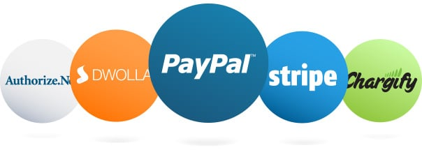 Collect online payments with these payment processors