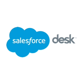 Salesforce Desk logo