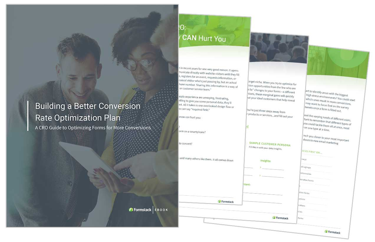 Build a Successful Conversion Rate Optimization (CRO) Plan image