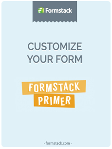 customizing forms