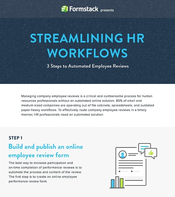 3 Easy Steps to Automated Employee Reviews