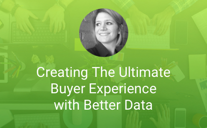 Creating The Ultimate Buyer Experience with Data thumbnail