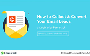convert email leads