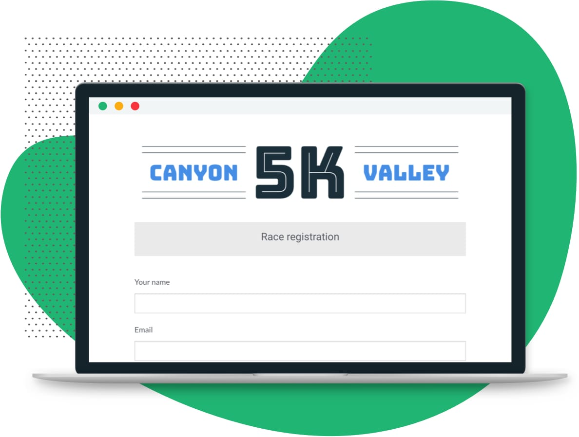 Registration Form Template | Use for Events & More | Formstack