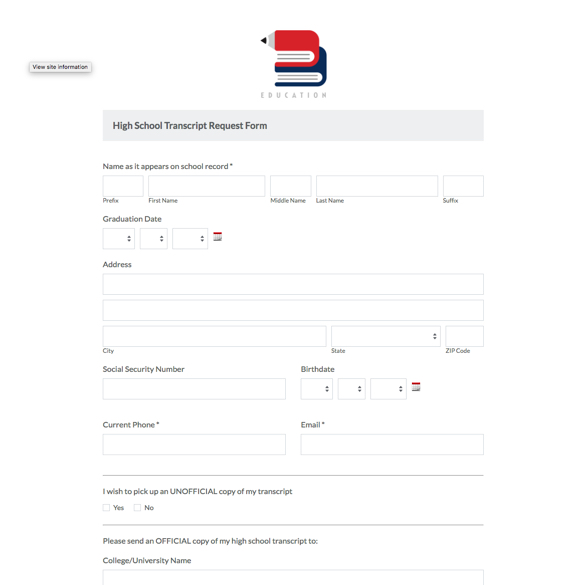 web form templates customize use now formstack