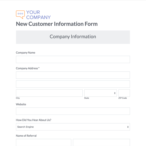 Healthcare Forms | Healthcare Form Templates | Formstack
