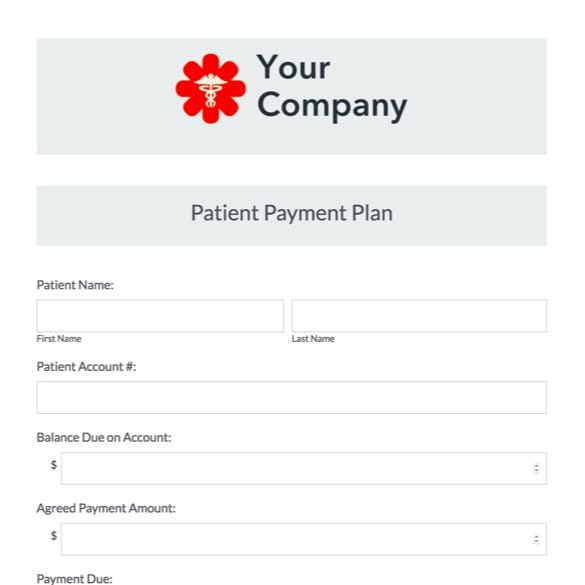 Online Payment Form Templates Secure Payment Forms Formstack