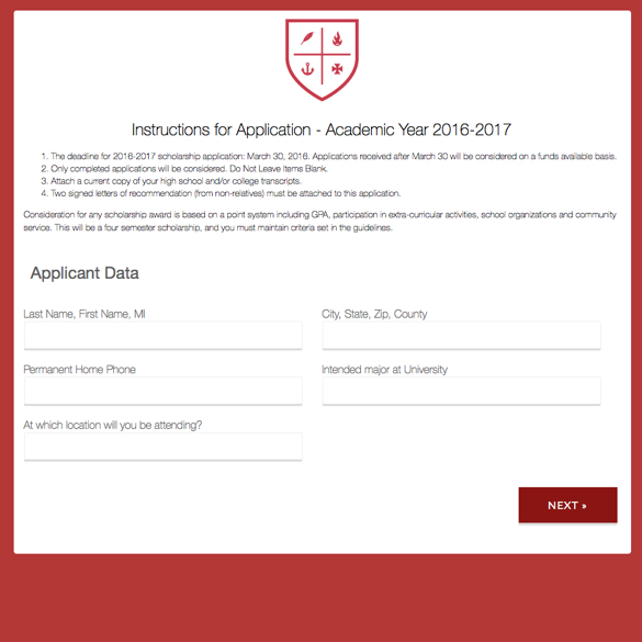 Education forms templates formstack thecheapjerseys Gallery