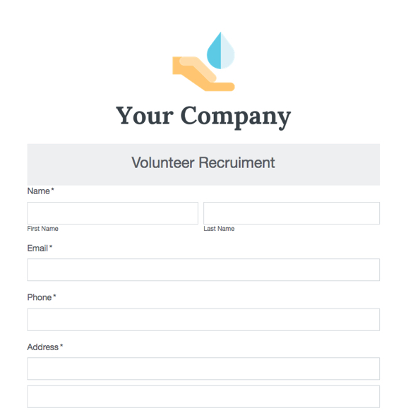HR Forms and Templates Streamline Admin Tasks – Recruitment Request Form